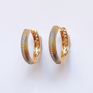Jewelry - GOLD HOOP EARRINGS GOLD HOOPS
